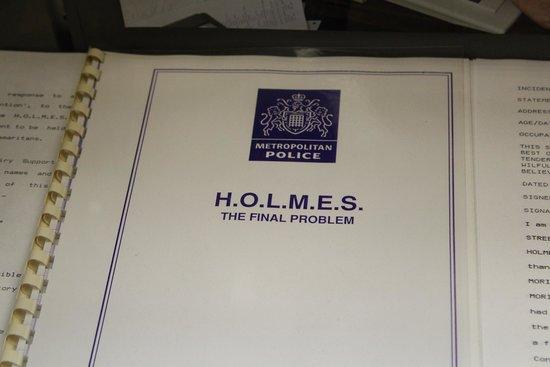 Sherlock Holmes Museum : Inside the Museum
