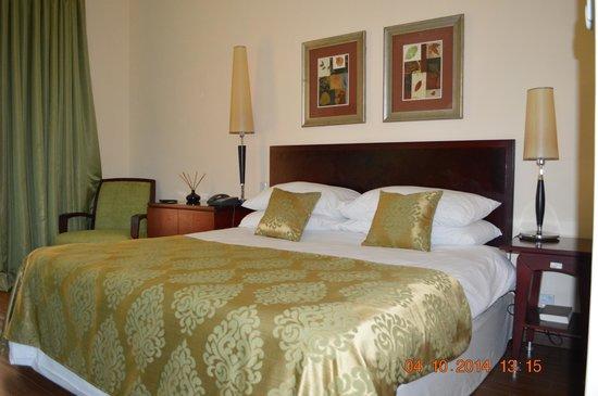 Oakwood Park Hotel: New Rooms