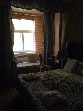 Oxigén Hotel: Room