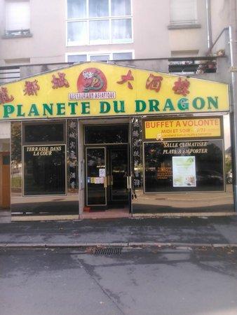 La Planete du Dragon