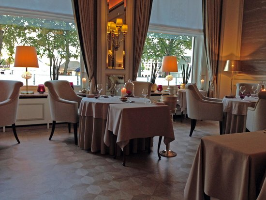 Restaurant Haerlin: Lokal