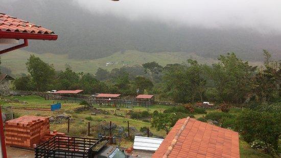 Hotel Paramo La Culata : Vista desde la cabaña