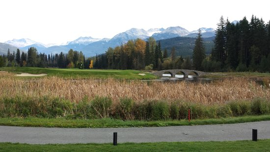 Nicklaus North Golf Course: No, that is not Scotland
