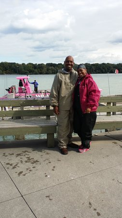 Whirlpool Jet Boat Tours : After our fun ride downstreat
