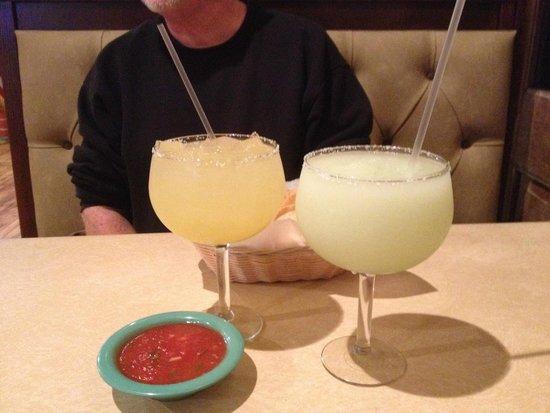 Puerto Nuevo Restaurant: Something to drink