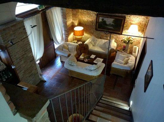 Casa Pavesi Hotel : Angolo a piano terra