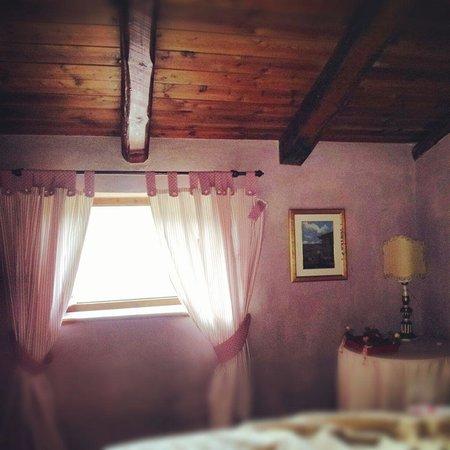Agriturismo Montalcino: Camera