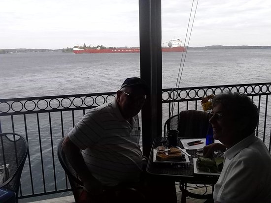 Scenic lunch at bella s clayton ny picture of