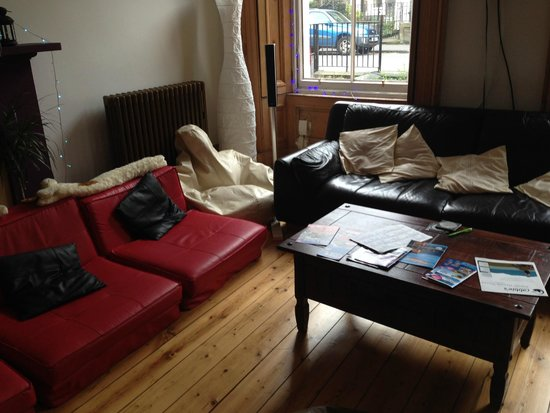 Light House Hostel: Lounge
