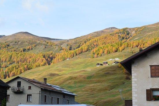 Hotel Galli's: Landschaft