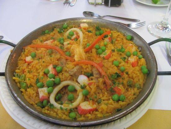 El Payes: Mixed Paella