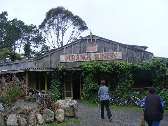 Purangi Estate Limited: Purangi Winery