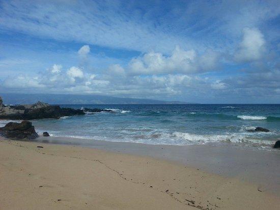 Kapalua Coastal Trail : Beach