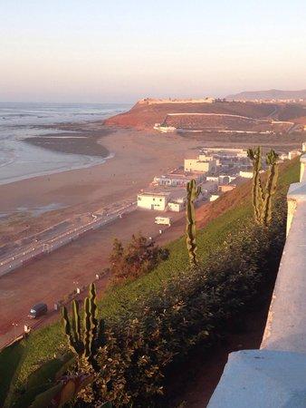 Xanadu: Sidi Ifni beach