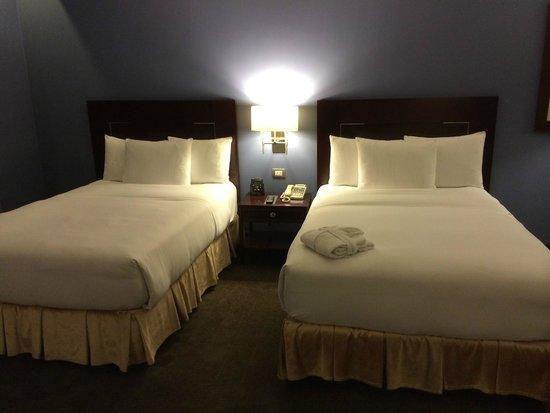 هيلتون ميكسيكو سيتي ريفورما: double bed room 2