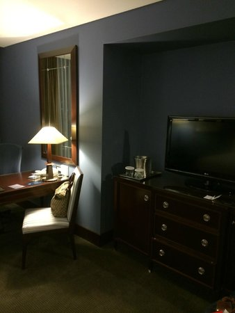 هيلتون ميكسيكو سيتي ريفورما: furnishings