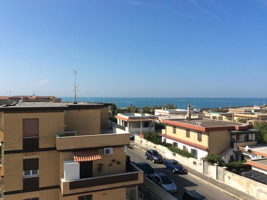 BEST WESTERN Hotel Riviera: view from room 501