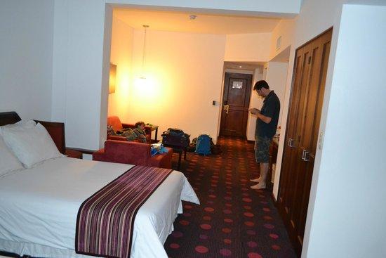 Radisson Hotel & Suites San Isidro : habitacion