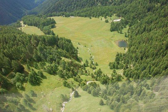 Val di PEJO: Vista dalla funivia