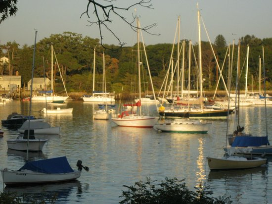 Old Corner Inn: The Yachts at Tuck's Point near the Inn