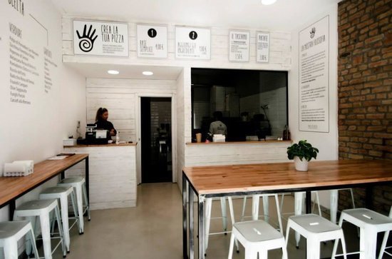 Crea la tua pizza foto di mani in pasta milano - Crea la tua cucina ...
