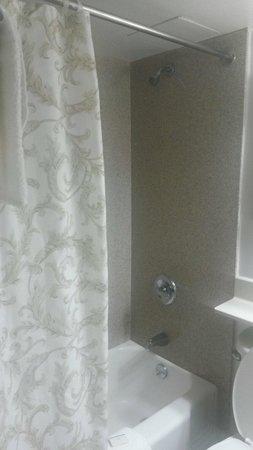 The Seahawk : Bathroom