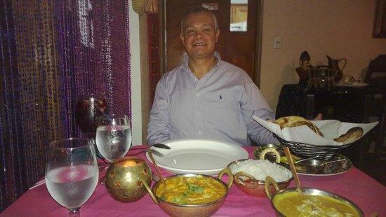 Taj Mahal Restaurant : gurmet
