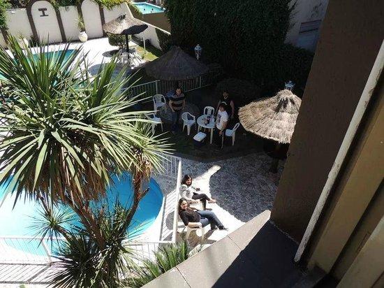 Hotel Taormina: parque