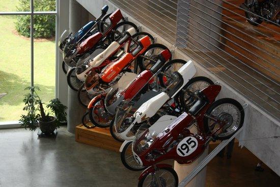 Barber Vintage Motorsports : ... DE MOTOS - Picture of Barber Vintage Motorsports Museum, Birmingham
