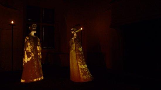 Chateau de Montsoreau : Costume's