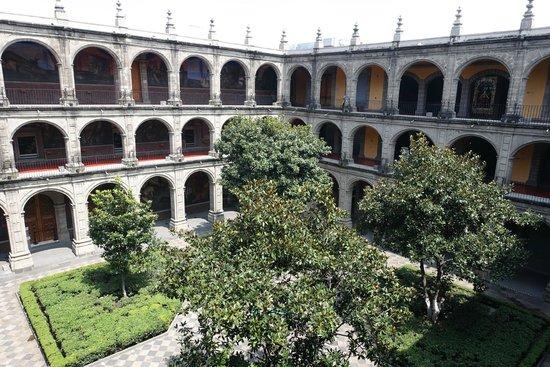 Antiguo Colegio de San Ildefonso: San Ildefonso 2
