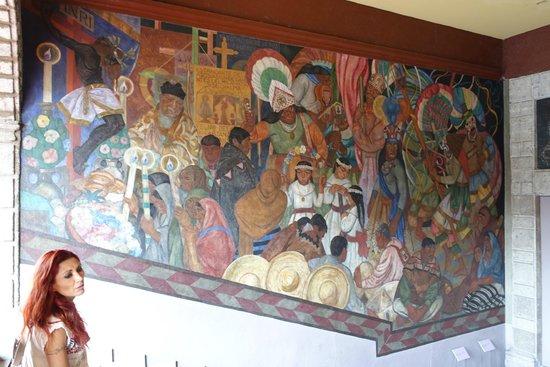 Antiguo Colegio de San Ildefonso: San Ildefonso 6