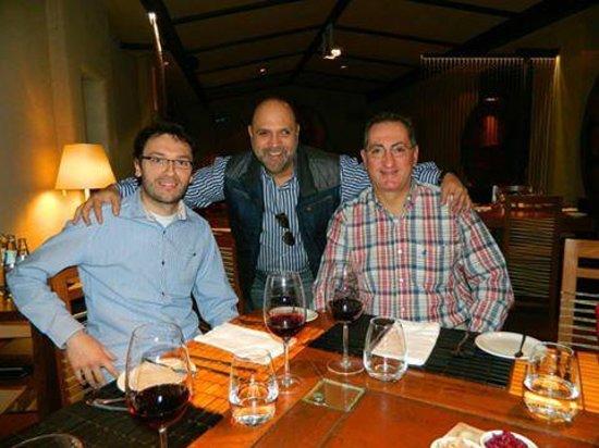Restaurante La Vid: cumple, con amigos
