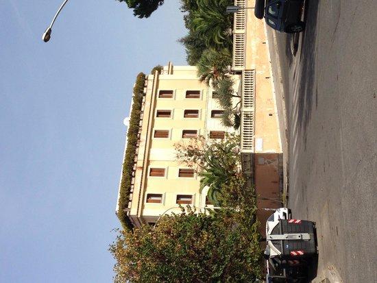 Grand Hotel del Gianicolo: Hotelansicht