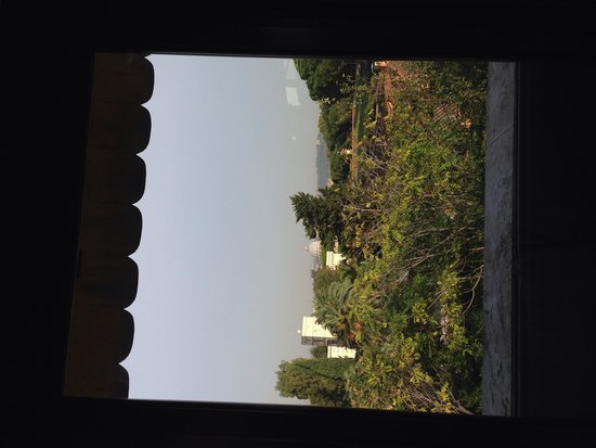 Grand Hotel del Gianicolo: Aussicht Dachterrasse