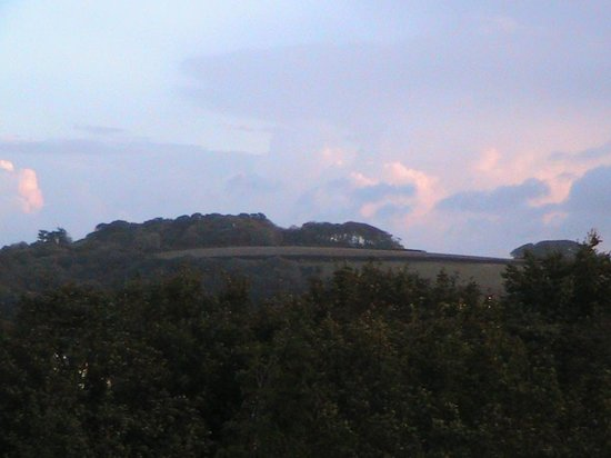 Headlands: Early morning view from Room 2