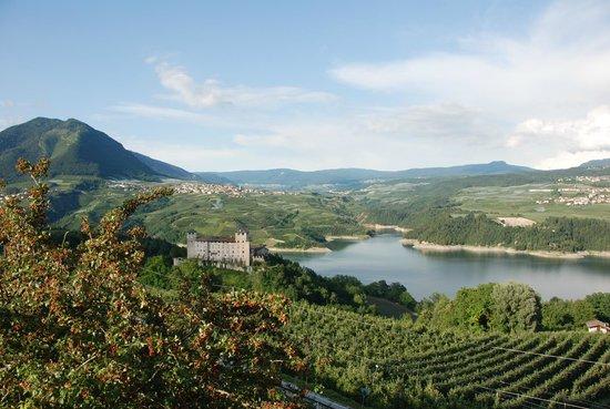 Dos Di Pez, Terrazza Panoramica: Vista dalla terrazza