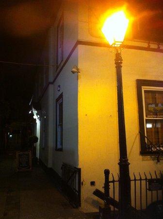 Haunted and Hidden Bristol Walking Tour : st nicholas market