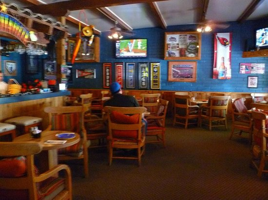 Sports Bar Side of Restaurant - Picture of Anita\'s Cocina ...