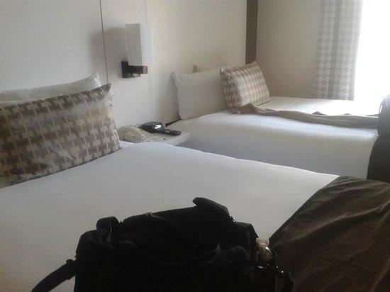 Adante Hotel : View from guest room door.