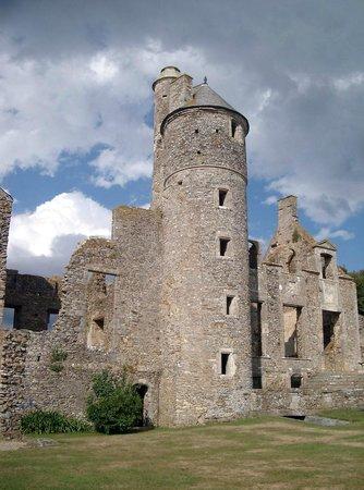 Château de Gratot: le château