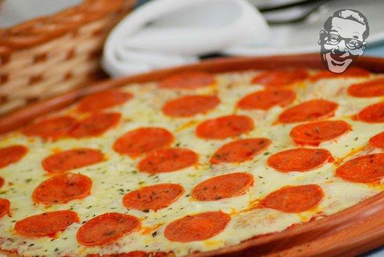 Vica Pota: Pizza Pepperoni