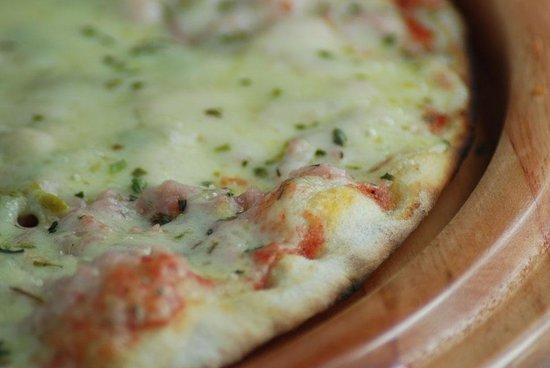 Vica Pota: Pizza Mussarela
