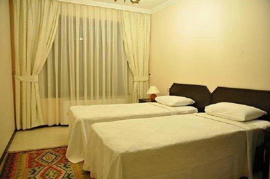 Kanara Hotel: Suit oda