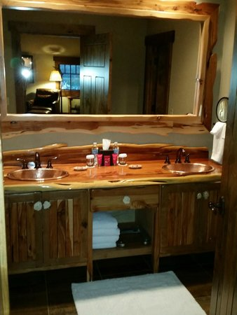Kessler Canyon, Autograph Collection : Homestead Bath room/Sink area