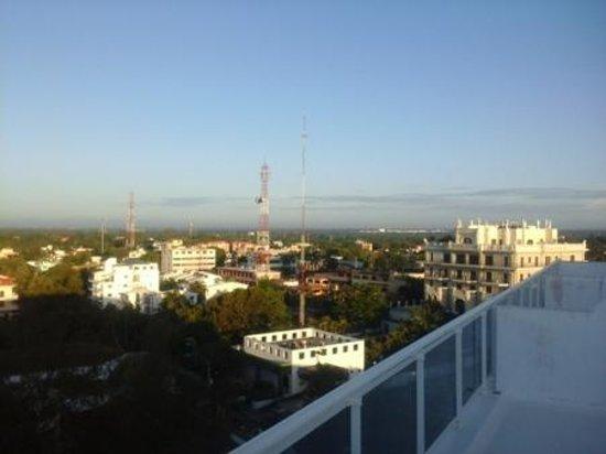 Be Live Experience Hamaca Suites : vista desde la terraza