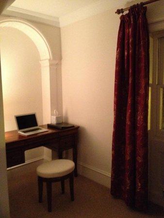 Trewythen Hotel: Office area
