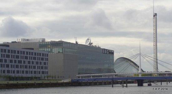 Hilton Garden Inn Glasgow City Centre: BEEB