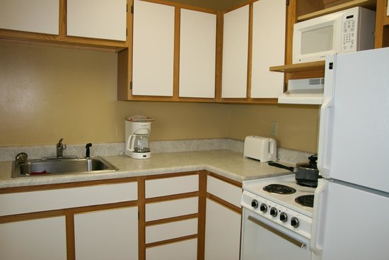 Affordable Suites of America: Full Kitchens in Every Suite