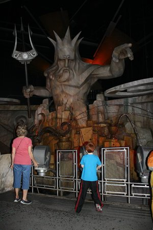 Center of Science and Industry (COSI): Ocean